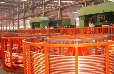 Copper Tube Mill Project - Sohar Metals Cluster