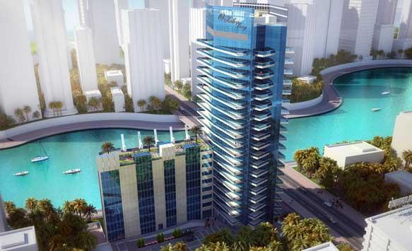 Orra Jumeirah lakes Living Tower Project - Jumeirah Lake Towers1