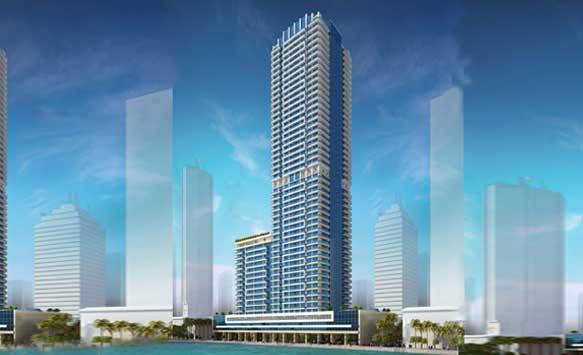 Orra Jumeirah lakes Living Tower Project - Jumeirah Lake Towers2
