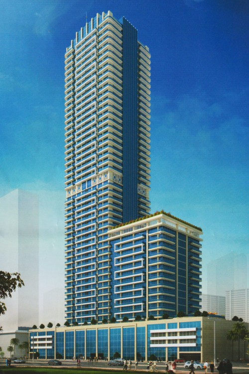 Orra Jumeirah lakes Living Tower Project - Jumeirah Lake Towers