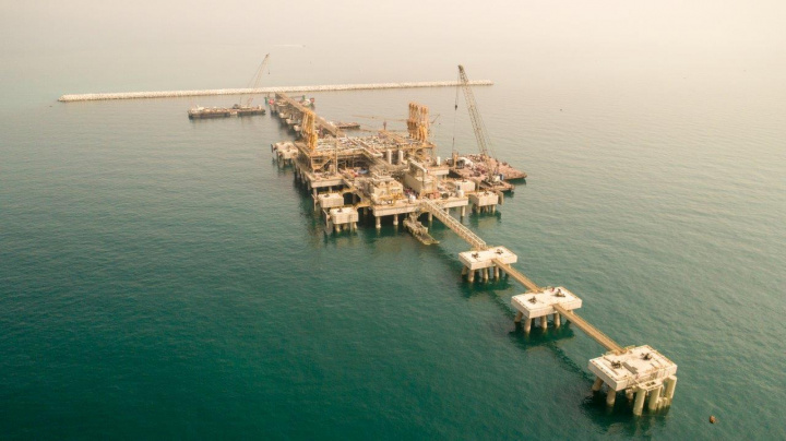 LNG Import Terminal Project1