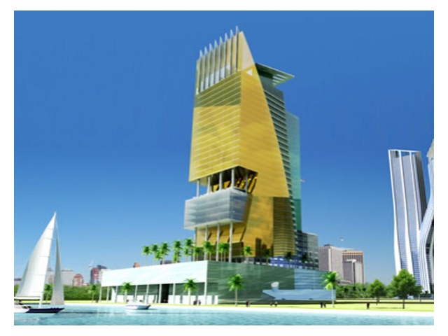 Polaris Tower Project - Business Bay