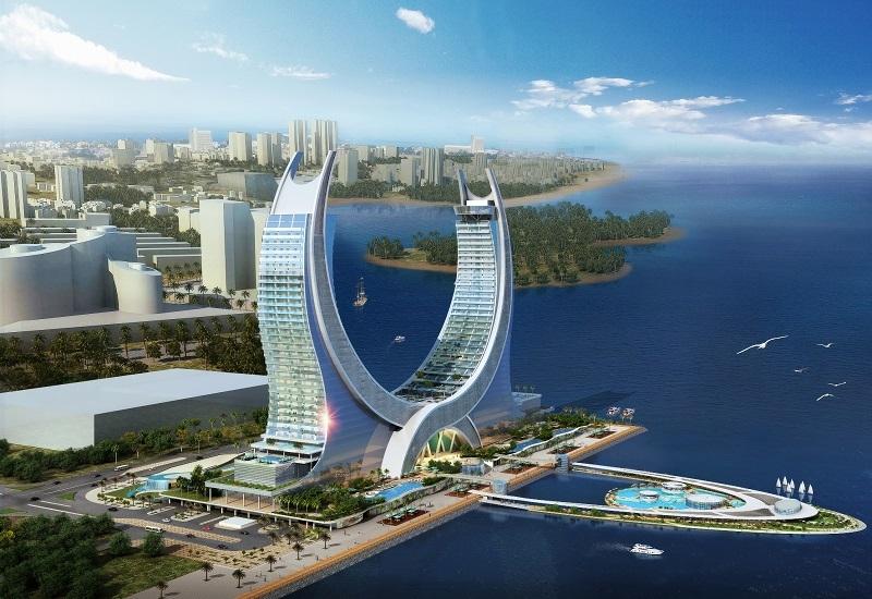Katara Towers Project - Lusail Marina District1