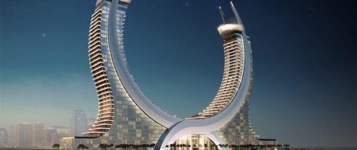 Katara Towers Project - Lusail Marina District