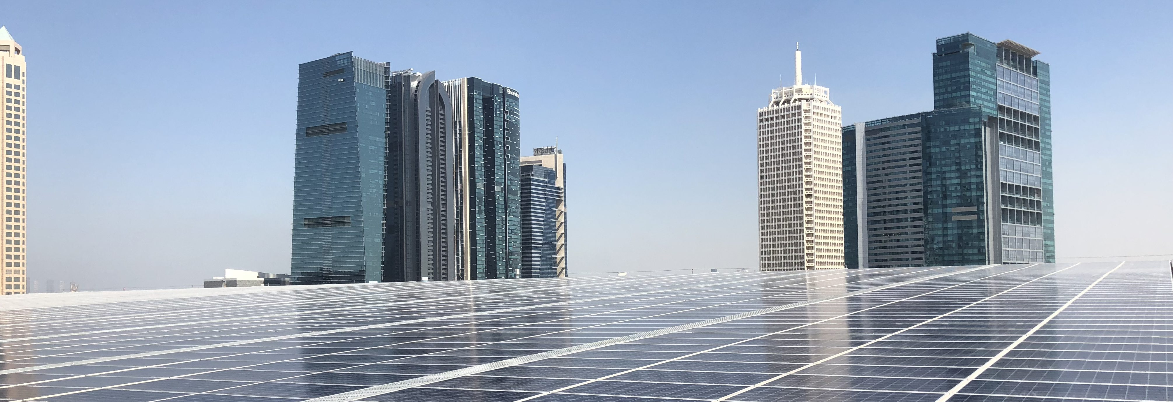 Photovoltaic Plant Project - Dubai World Trade Center1