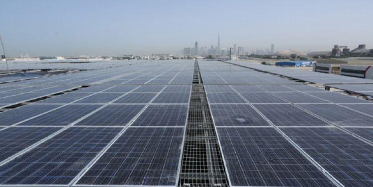 Photovoltaic Plant Project - Dubai World Trade Center