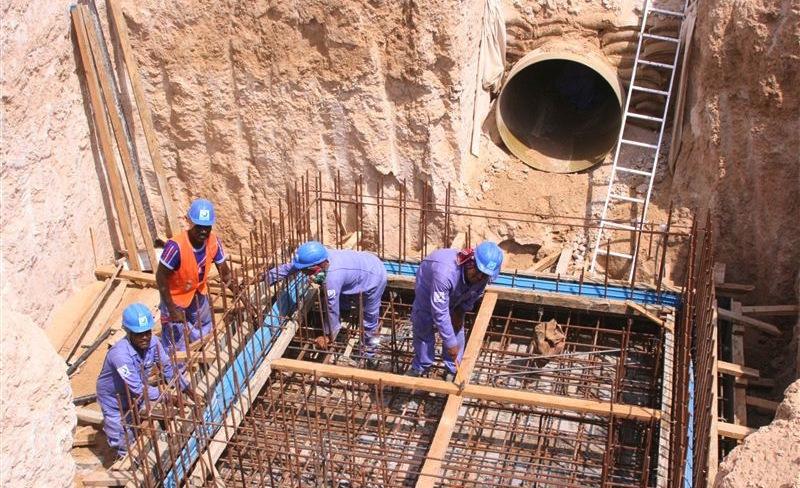 Al Mafraq Bridge - Khalifa City Water Pipeline Interconnection Project1