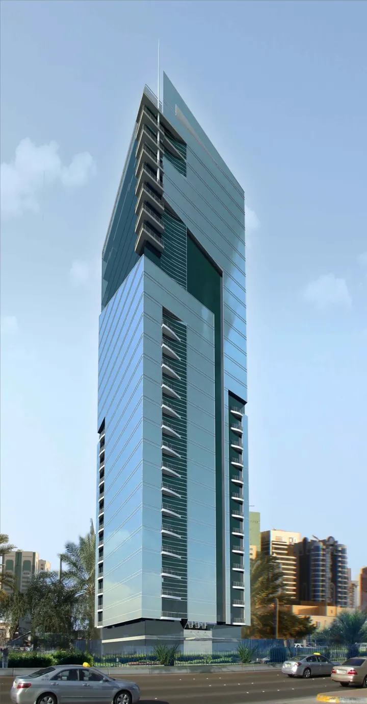 Al Ketbi Residential & Commercial Tower Project