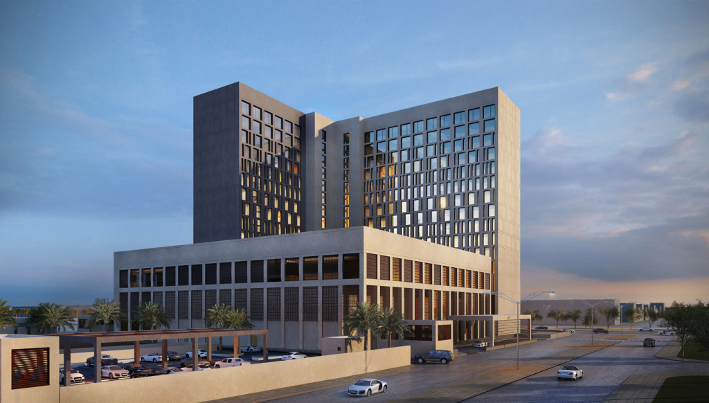 Hilton Garden Inn & Double Tree by Hilton Project - King Abdullah Financial District
