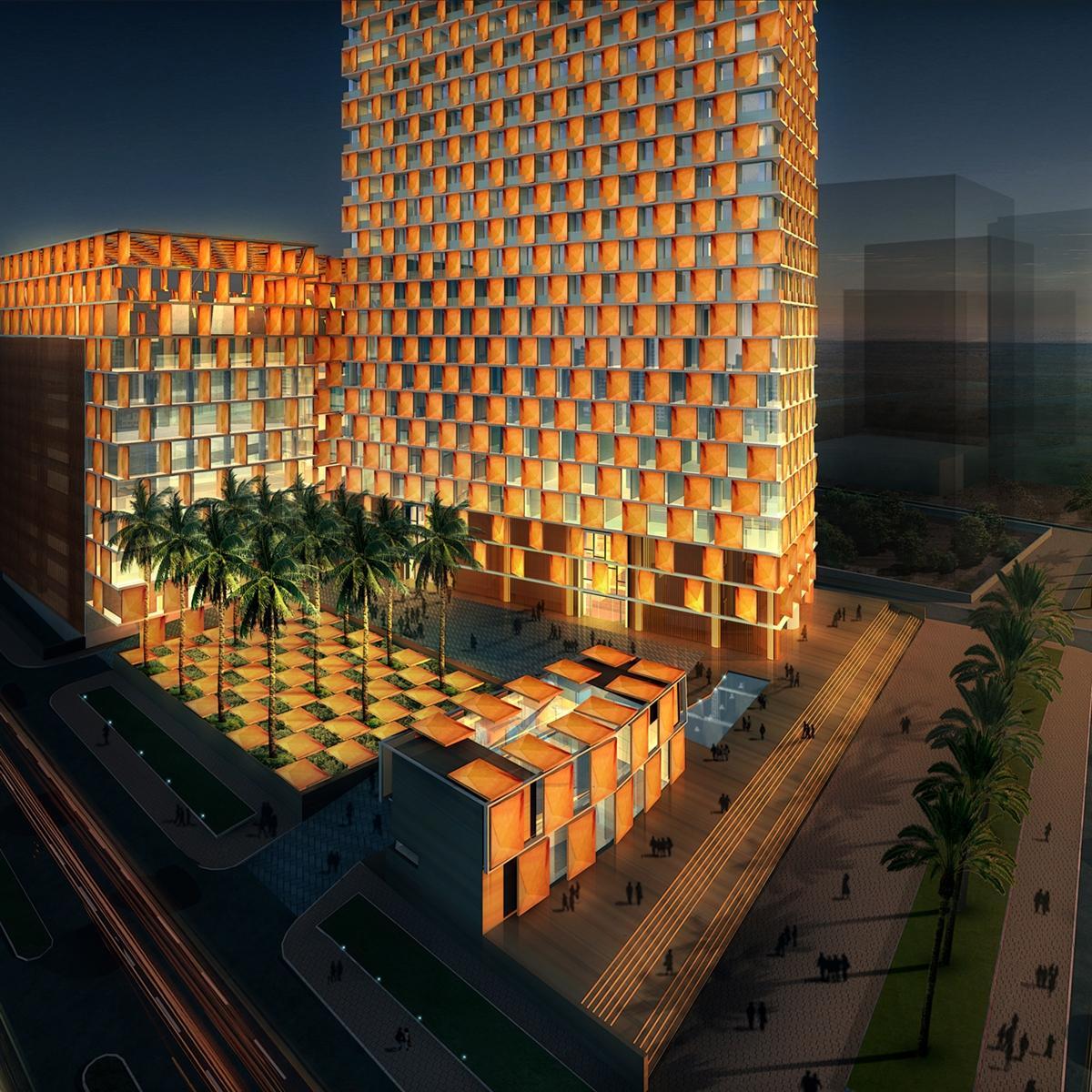 Shangri-La Hotel Project - Jeddah1