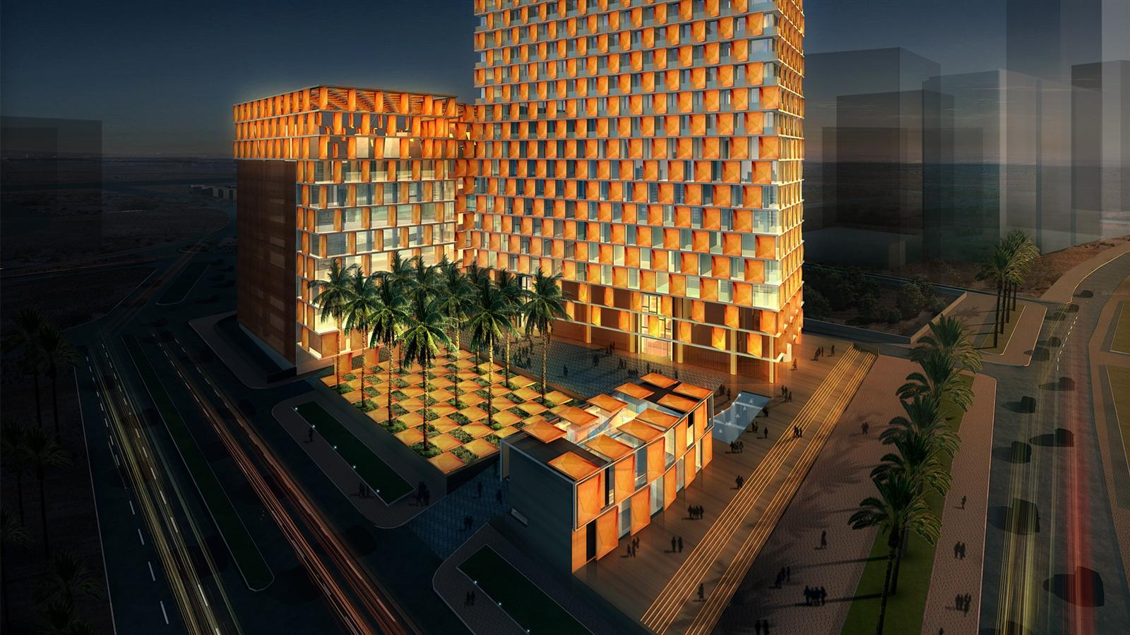 Shangri-La Hotel Project - Jeddah