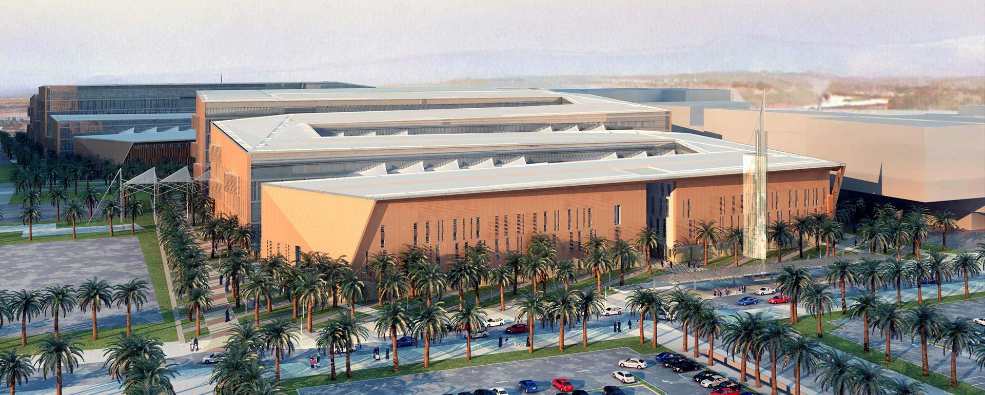 Engineering & Petroleum College Project - Sabah al-Salem University Campus1