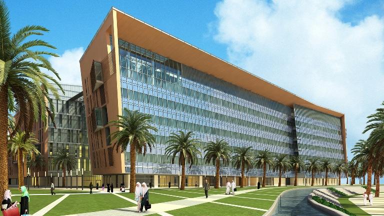 Engineering & Petroleum College Project - Sabah al-Salem University Campus2