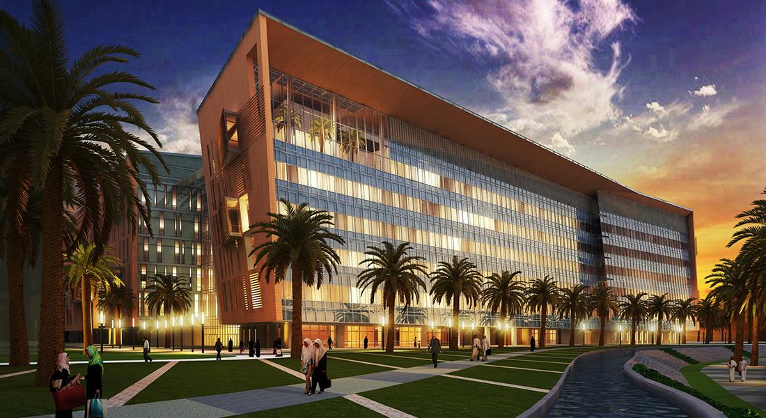 Engineering & Petroleum College Project - Sabah al-Salem University Campus3