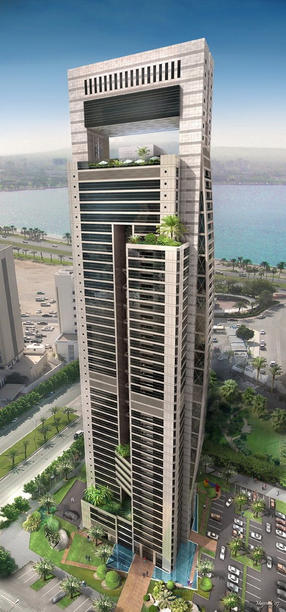 Darwish Tower Project - West Bay
