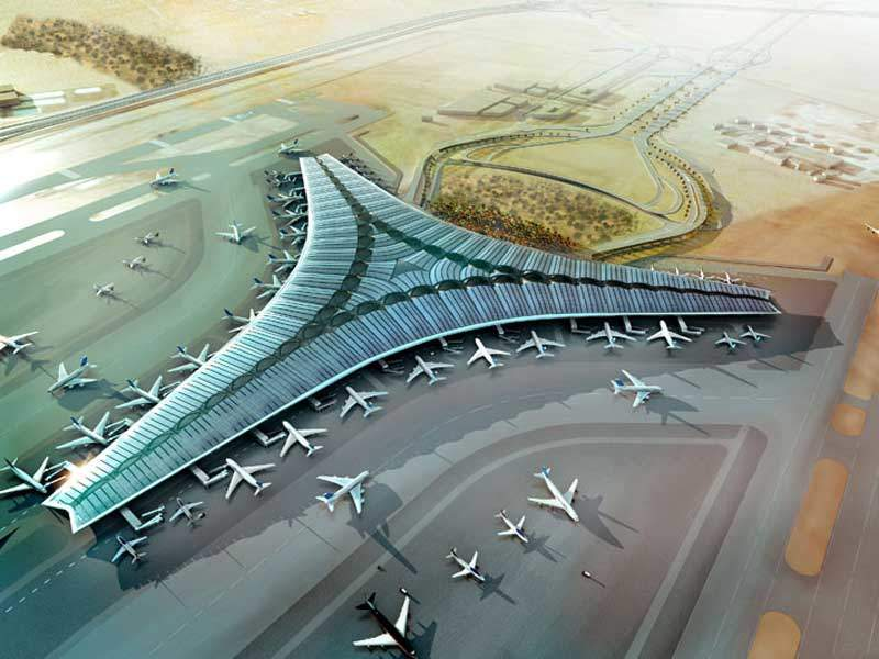 Terminal 2 Project - Kuwait International Airport