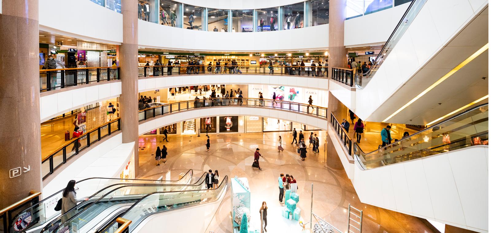 Shopping Center Project - Baniyas West