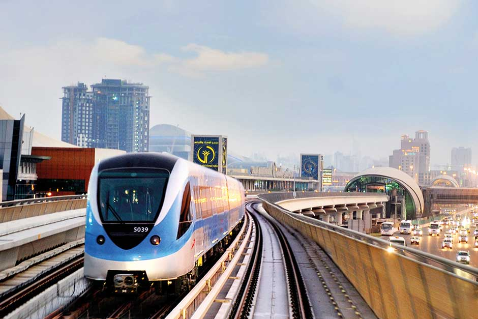 Abu Dhabi Metro Rail Project - Phase 1A1