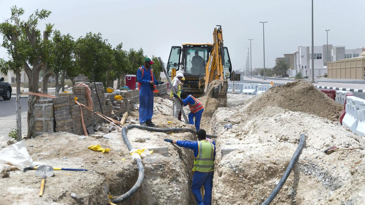 Sewerage Connections & Associated Works Project - Abu Dhabi Islands & Mainland (Phase 9)