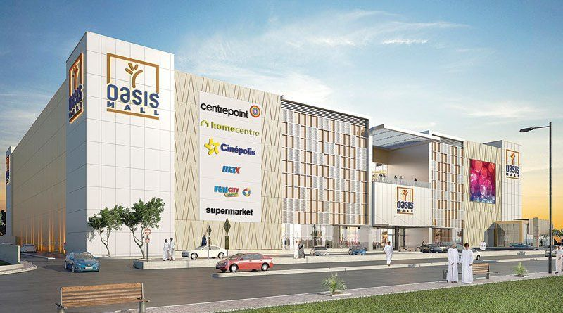 Oasis Mall Project - Al Ghubaiba1