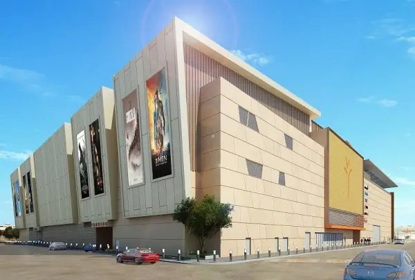 Oasis Mall Project - Al Ghubaiba
