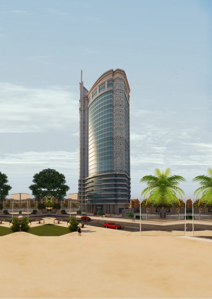 Al Hajry Tower Project