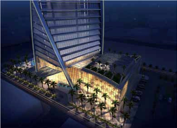 Al Majdoul Tower Project3
