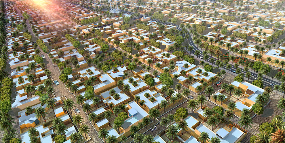 Primary Infrastructure Works Project - Al Shamal Residential Area