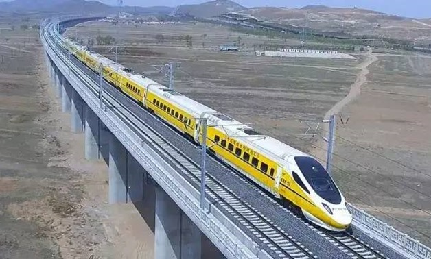 Ain Sokhna - Alamein City Electric High-Speed Passenger & Freight Rail Project