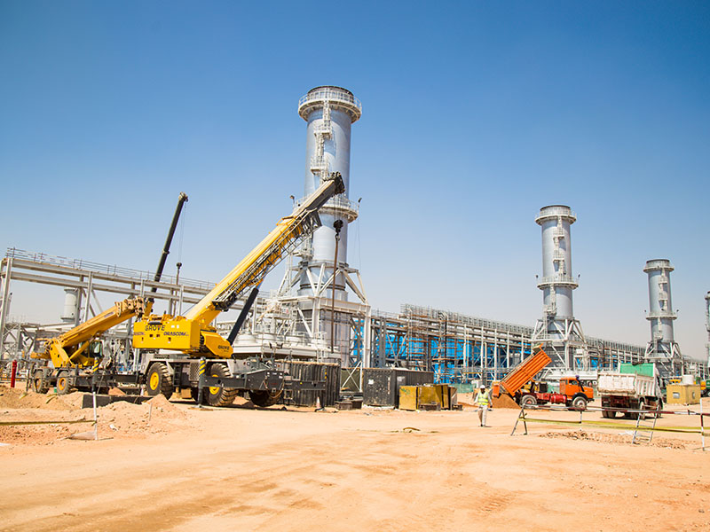 Assuit Al Walideya Power Plant Project1