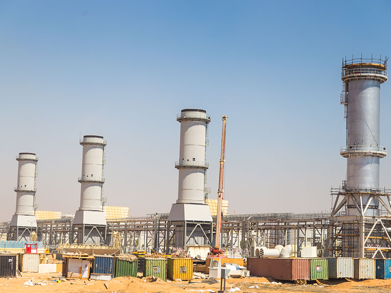 Assuit Al Walideya Power Plant Project2