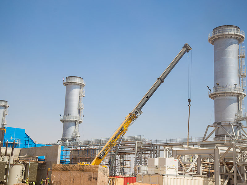 Assuit Al Walideya Power Plant Project