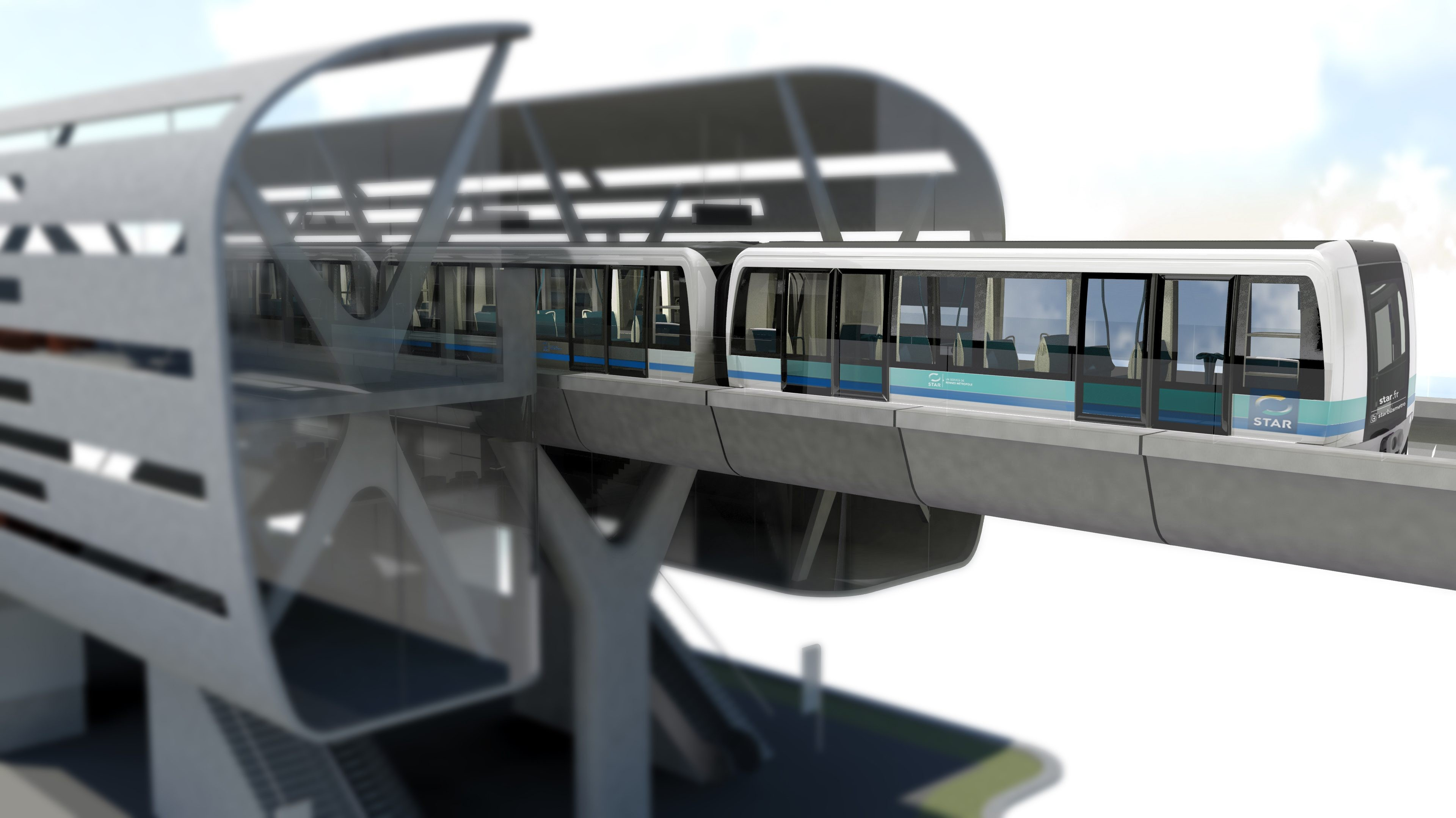 Automated People Mover System Project - Education City Complex1