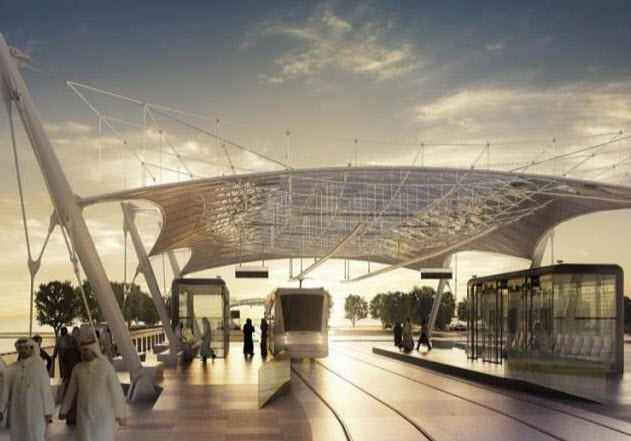 Automated People Mover System Project - Education City Complex