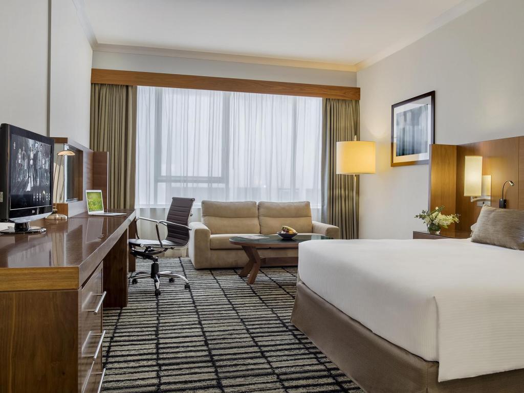 Rotana Hotel Serviced Apartments Bin Shameh Complex Project