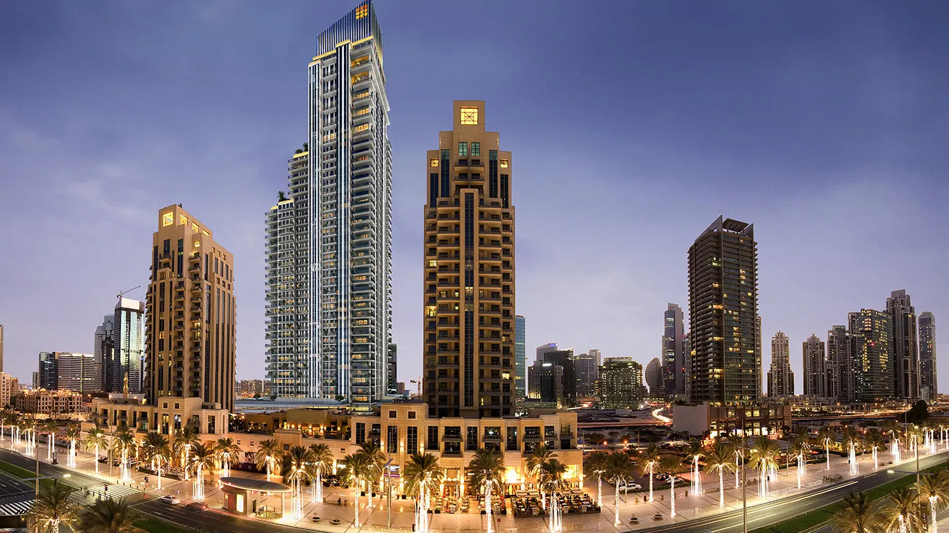 Boulevard 47 Residential Project - Downtown Dubai