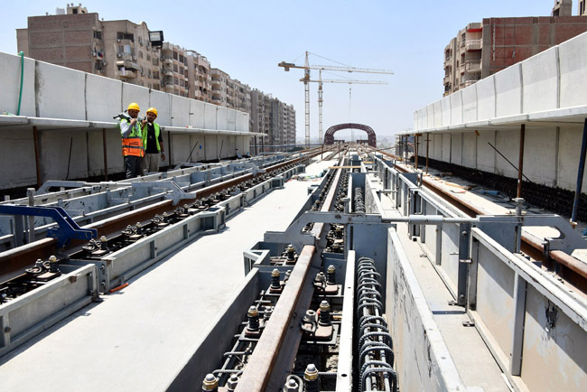 Cairo Metro Project - Line 3 - Phase 4B