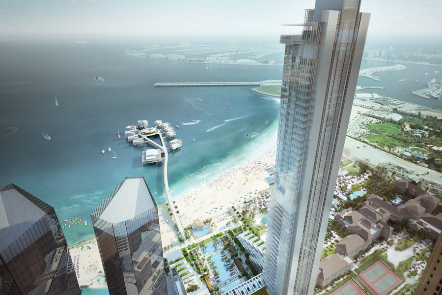 Corinthia Hotel & Residences Meydan Beach Project1
