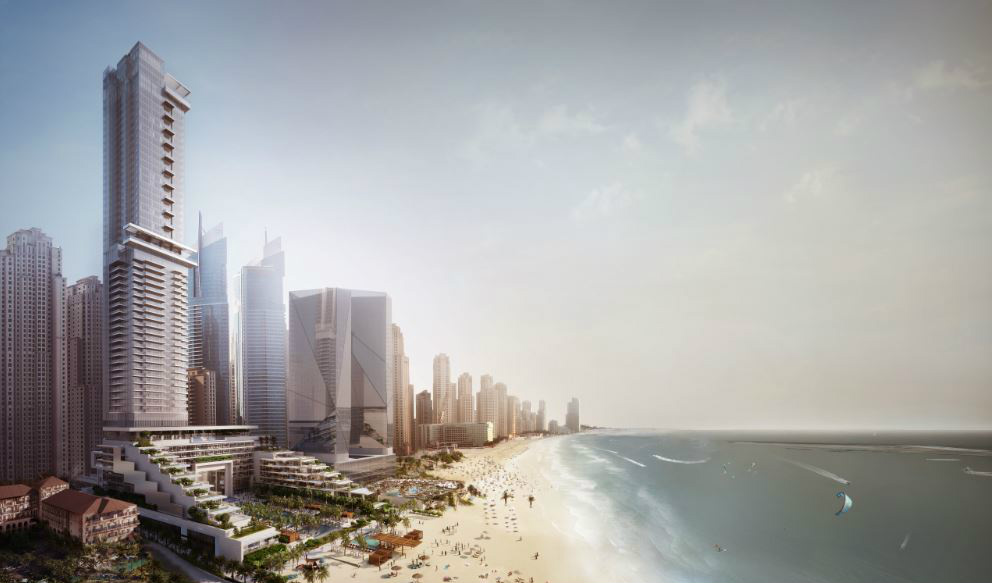 Corinthia Hotel & Residences Meydan Beach Project