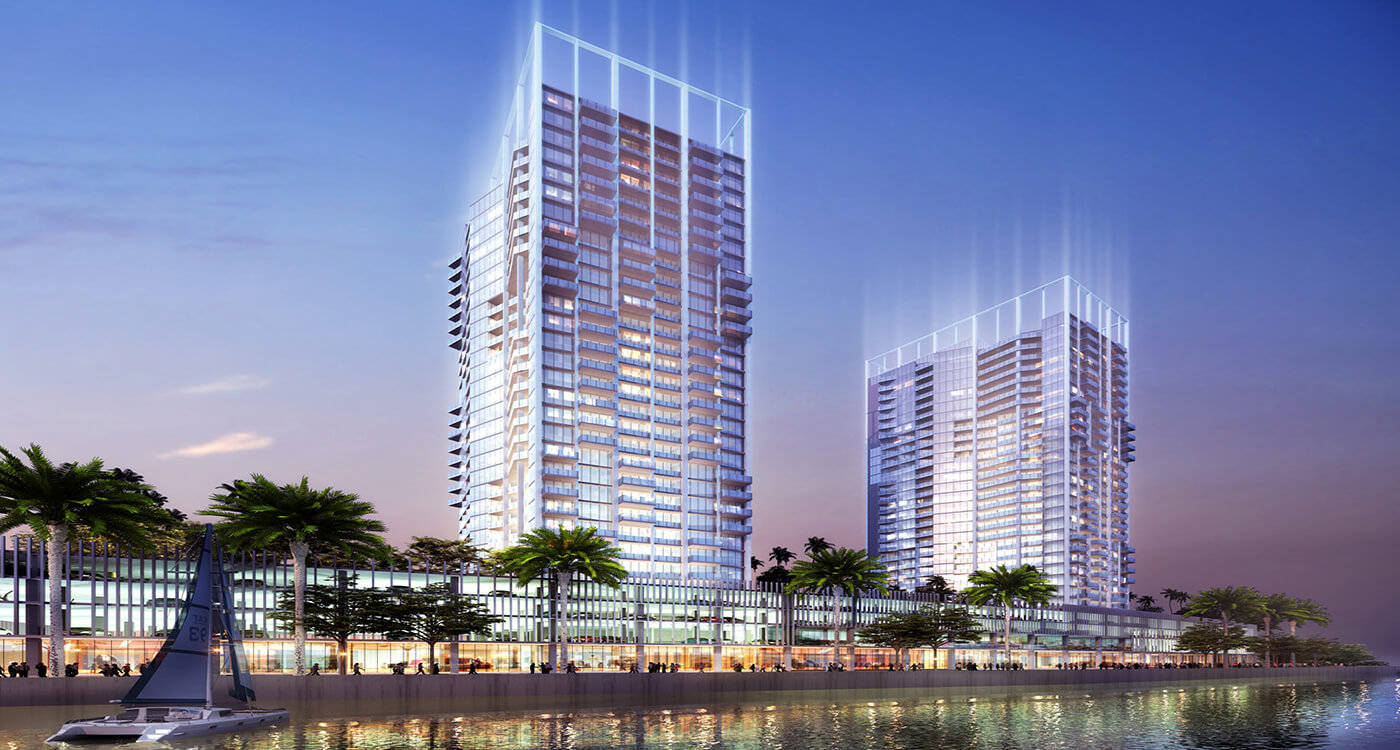 Vera by Damac Tower Project - Business Bay1