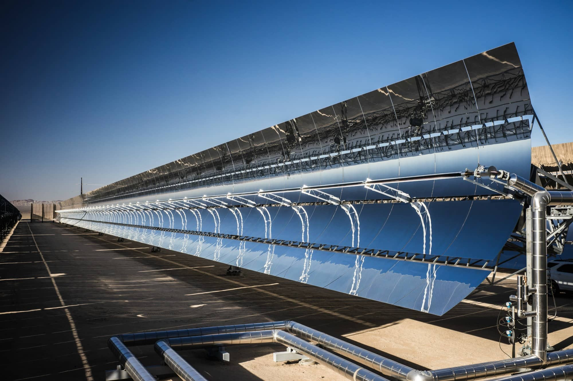 Duba 1 Integrated Solar Combined-Cycle Plant Project