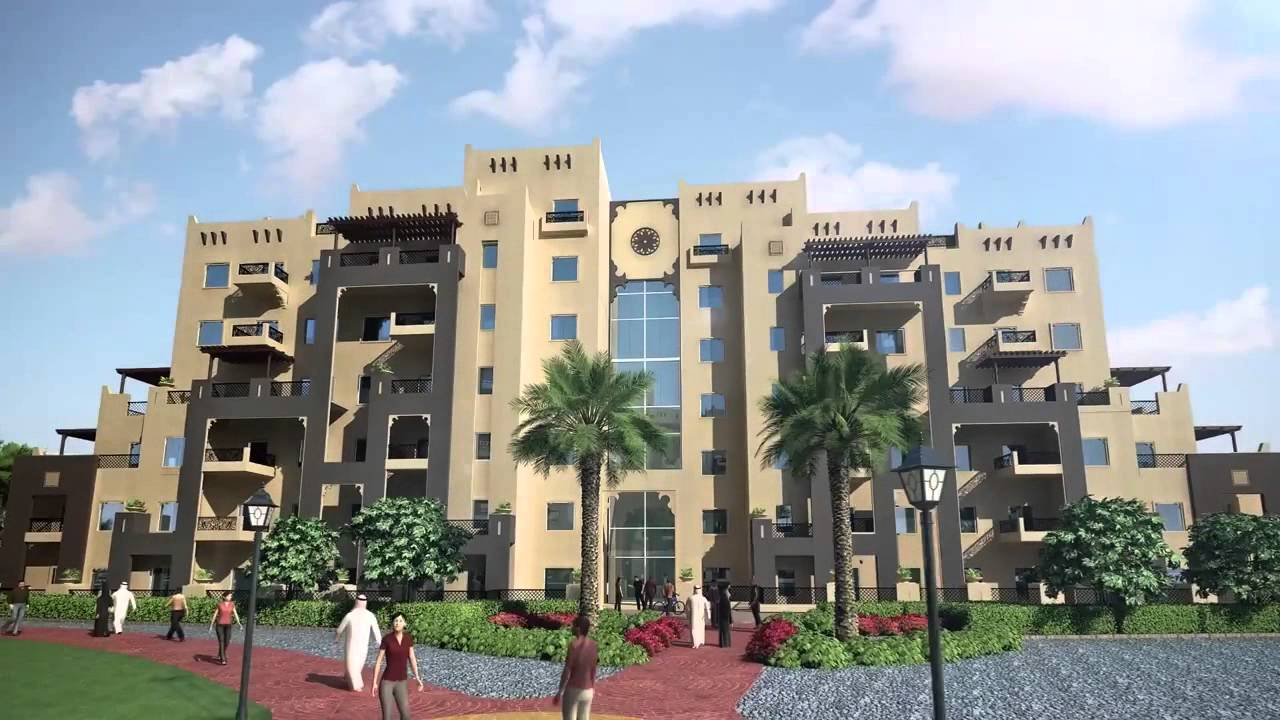 Buildings Construction Project - Remraam Development (6 Clusters) - Dubailand