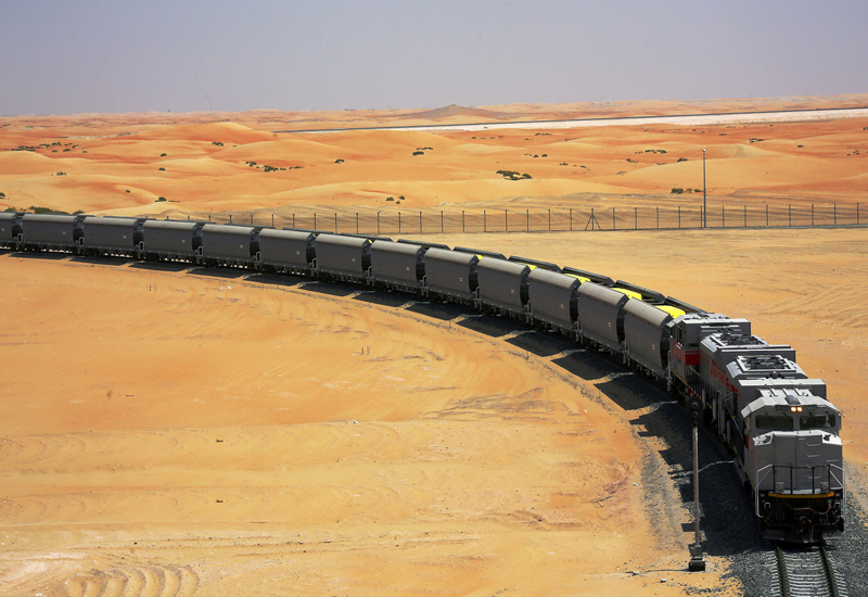Etihad Rail Network Project - Phase 2 (Package D - Contract C0308)