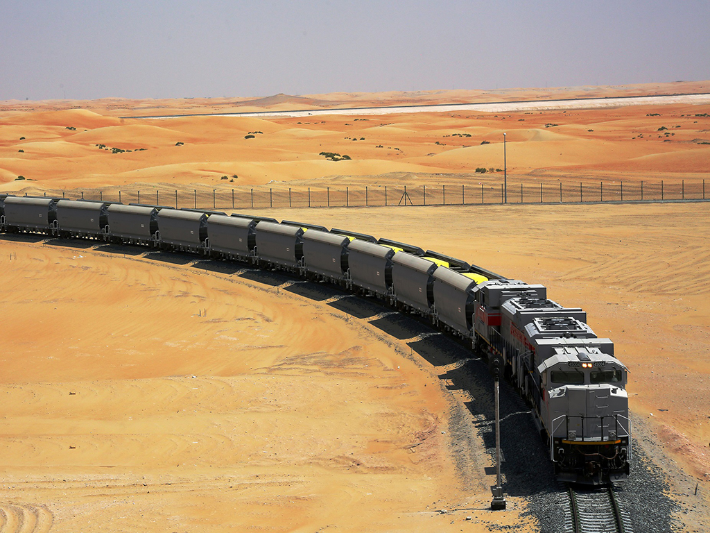 Etihad Rail Network Project - Phase 2 (Package A - Contract C0303)