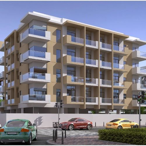 Residential Building Project - Wadi Al Safa