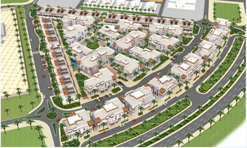 Headquarter & Residential Building Project - Al Shahama