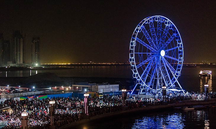 High Ferris Wheel Project - Ain Dubai