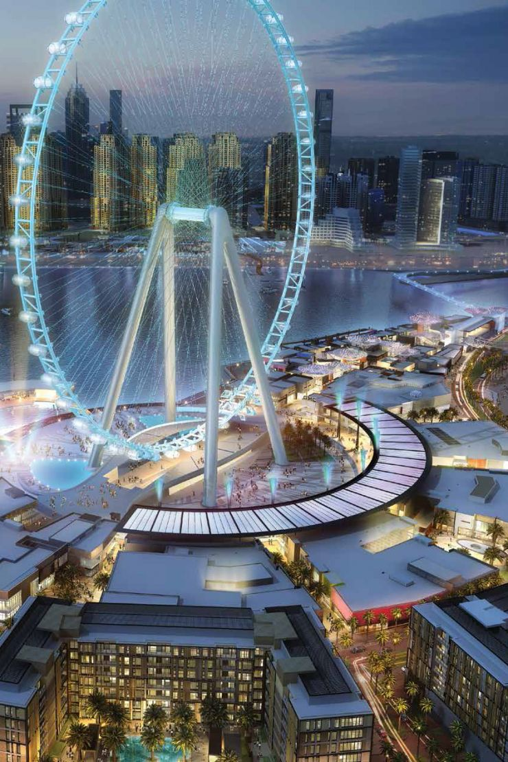 High Ferris Wheel Project - Ain Dubai1