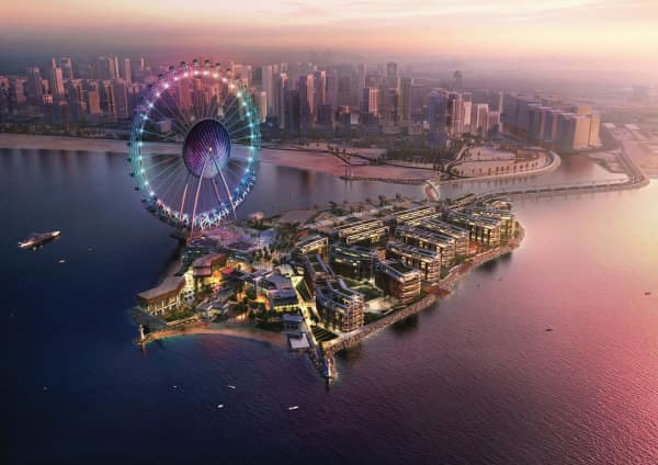 High Ferris Wheel Project - Ain Dubai2