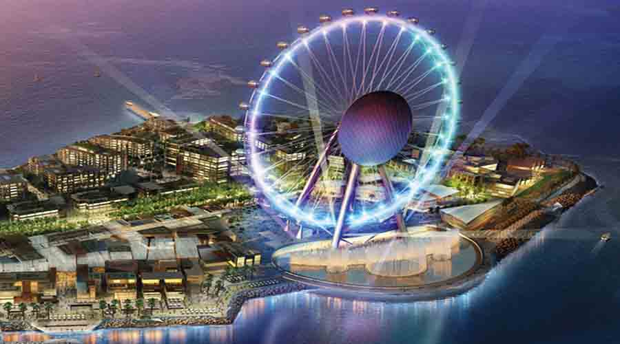 High Ferris Wheel Project - Ain Dubai3